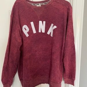 Victoria Secret PINK crew neck